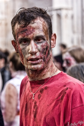 Zombie Walk Rouen 2