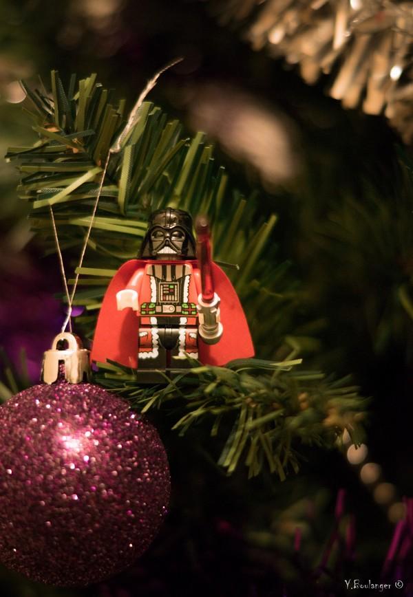 Dark vador pere noel sapin Indiana jones Figurine Lego Yohann Boulanger Photographe